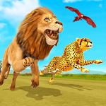 Savanna Animal Racing 3D: Wild Animal Games icon