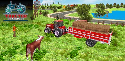 Real Tractor Drive Simulator 2018 pc screenshot