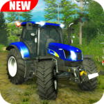 Real Tractor Drive Simulator 2018 icon