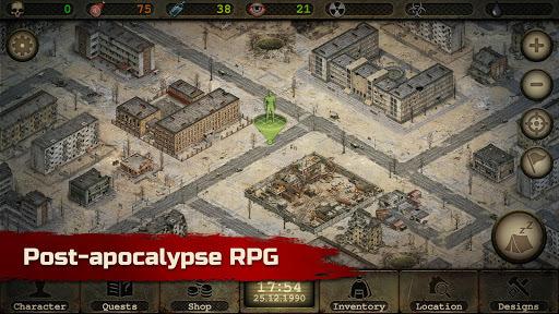 Day R Survival – Apocalypse, Lone Survivor and RPG APK screenshot 1