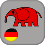 14000 German verbs APK icon