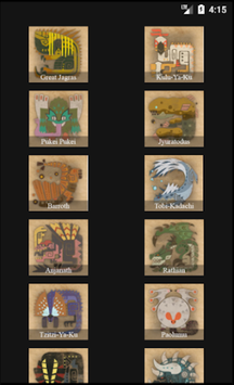 Field Guides for MHW APK screenshot 1