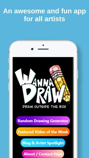 WannaDraw APK screenshot 1