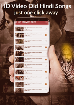 Free Movies 2018 - Free Movies,TV Shows & Reviews APK screenshot 1