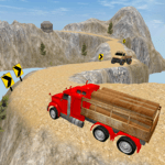 Truck Speed Driving 3D icon