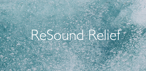ReSound Tinnitus Relief pc screenshot