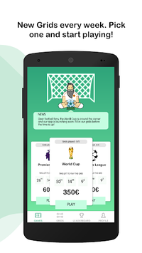 GoalGuru - Football Prediction Contest APK screenshot 1