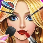 Fashion Princess: Dress Up Time! (offline levels) icon