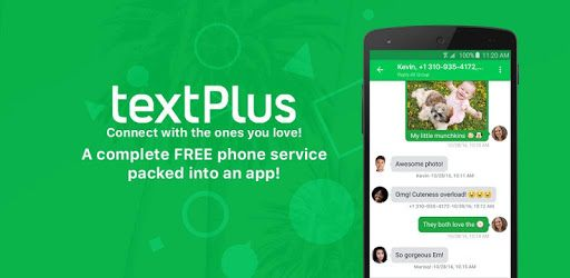 textPlus: Free Text & Calls pc screenshot