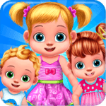 Baby Nursery & Mommy Maternity Haircut Salon icon