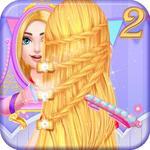 Fashion Braid Hairstyles Salon 2 - Girls Games icon