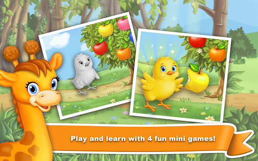 Learning Colors for Kids: Toddler Educational Game APK screenshot 1