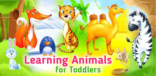 Learning Animals for Toddlers - Educational Game pc screenshot