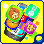 Baby Phone for Toddlers: Kids Fun Educational Game for pc icon
