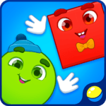 Learning Shapes for Kids, Toddlers - Children Game icon