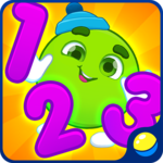 Learning Numbers and Shapes - Game for Toddlers icon