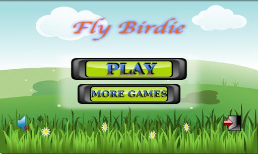 Fly Birdie APK screenshot 1