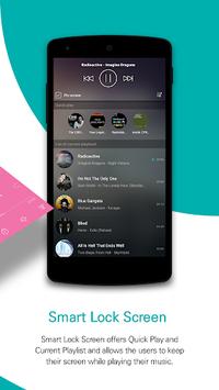 GOM Audio - Music, Sync lyrics, Podcast, Streaming APK screenshot 1