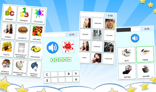 Learn French free for beginners: kids & adults APK screenshot 1
