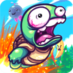 Suрer Toss The Turtle for pc icon