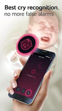 BabyCam: Baby Sleep Monitor & Nanny Cam - 3G, Wifi APK screenshot 1