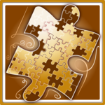 Pzls jigsaw puzzles for adults icon