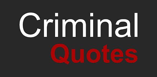 Criminal Quotes pc screenshot