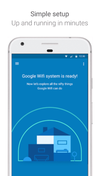 Google Wifi APK screenshot 1