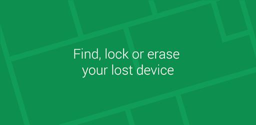 Google Find My Device pc screenshot