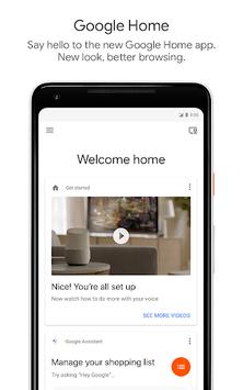 Google Home APK screenshot 1