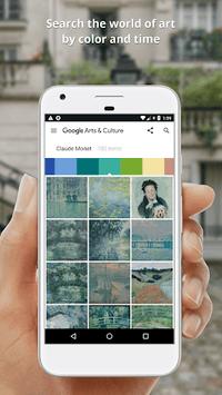 Google Arts & Culture APK screenshot 1
