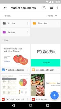 Google Drive APK screenshot 1