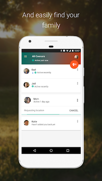 Trusted Contacts APK screenshot 1
