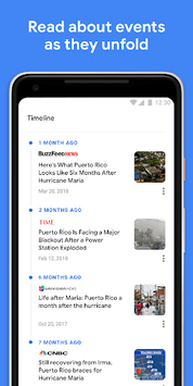 Google News APK screenshot 1