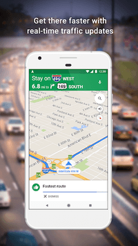 Maps - Navigate & Explore APK screenshot 1
