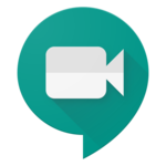Hangouts Meet icon