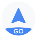 Navigation for Google Maps Go APK icon