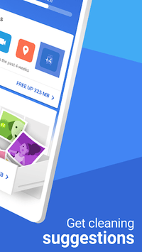 Files by Google: Clean up space on your phone APK screenshot 1