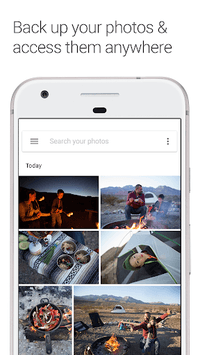 Google Photos APK screenshot 1