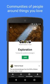 Google+ APK screenshot 1