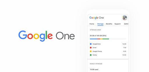 Google One pc screenshot