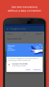 Google Translate APK screenshot 1