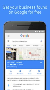 Google My Business APK screenshot 1