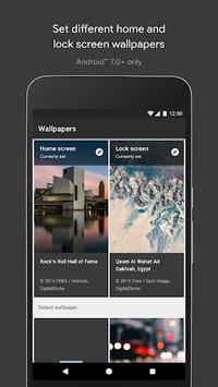 Wallpapers APK screenshot 1