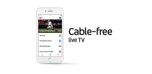 YouTube TV - Watch & Record Live TV pc screenshot