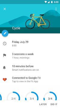 Google Calendar APK screenshot 1