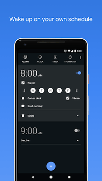 Clock APK screenshot 1