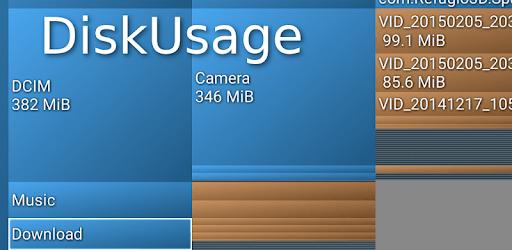 DiskUsage pc screenshot