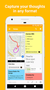 Google Keep - Notes and Lists APK screenshot 1