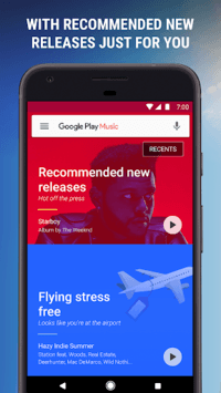 google play music screen 3